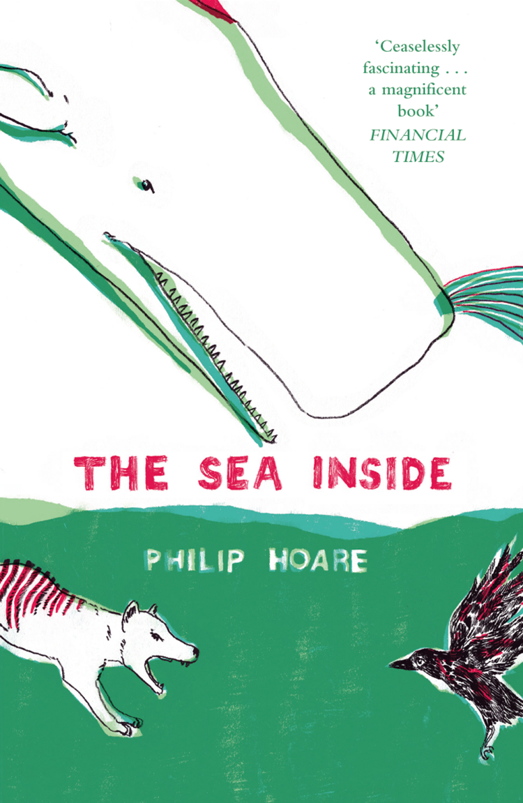 Philip Hoare The Sea Inside mike lawson the inside ring