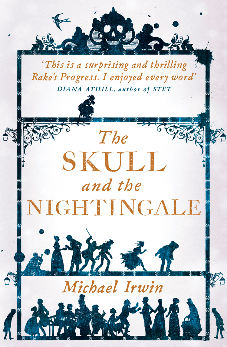 Michael Irwin The Skull and the Nightingale the nightingale sisters