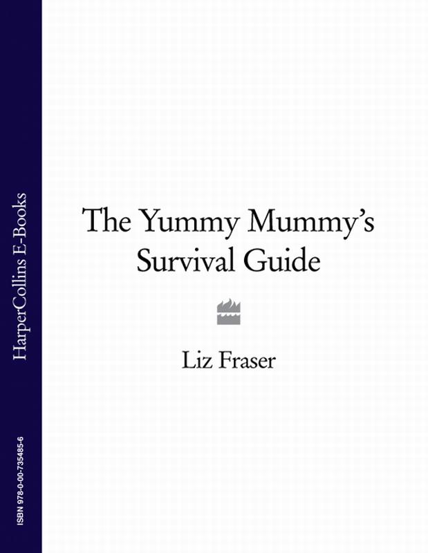 Liz Fraser The Yummy Mummy's Survival Guide frenchy yummy 368334