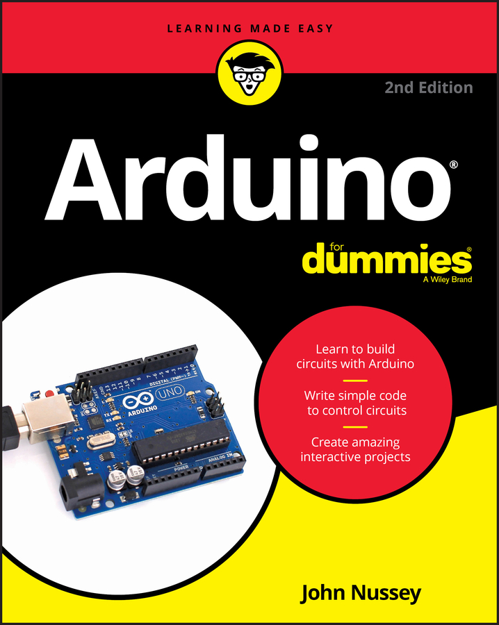 John Nussey Arduino For Dummies prototyping shield pcb board for arduino works with official arduino boards