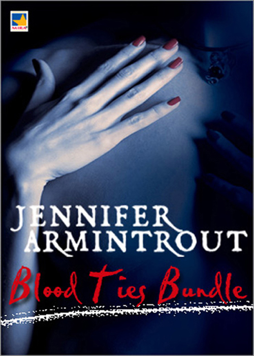 Jennifer Armintrout Blood Ties Bundle: Blood Ties Book One: The Turning / Blood Ties Book Two: Possession / Blood Ties Book Three: Ashes to Ashes / Blood Ties Book Four: All Souls' Night the blood between us