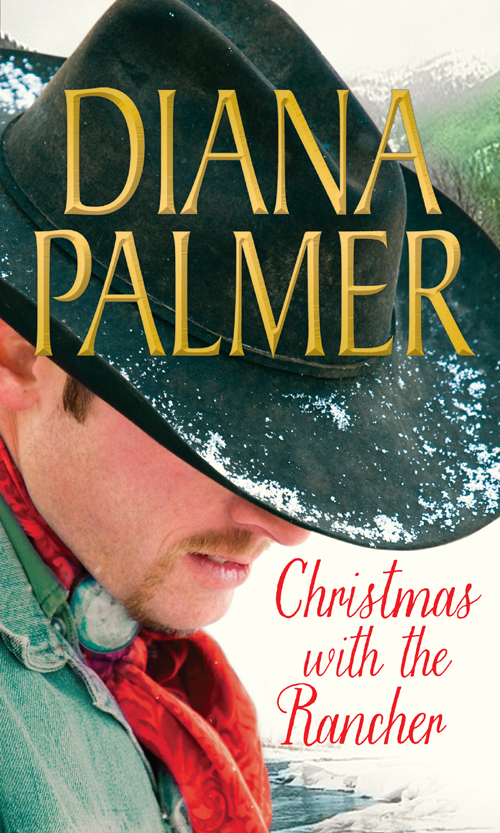 Diana Palmer Christmas with the Rancher: The Rancher / Christmas Cowboy / A Man of Means jillian hart a soldier for christmas
