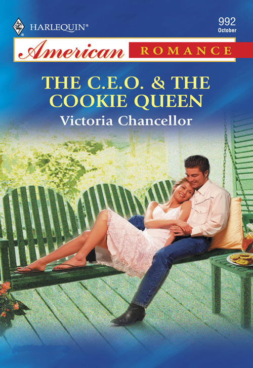 Victoria Chancellor The C.e.o. & The Cookie Queen
