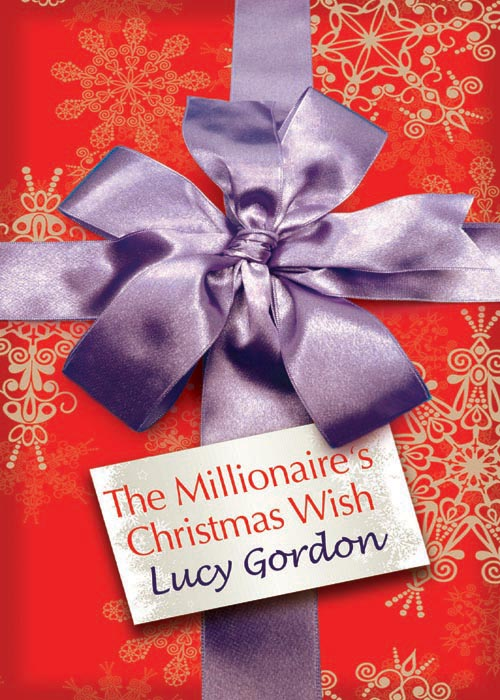 Lucy Gordon The Millionaire's Christmas Wish lucy gordon his pretend wife