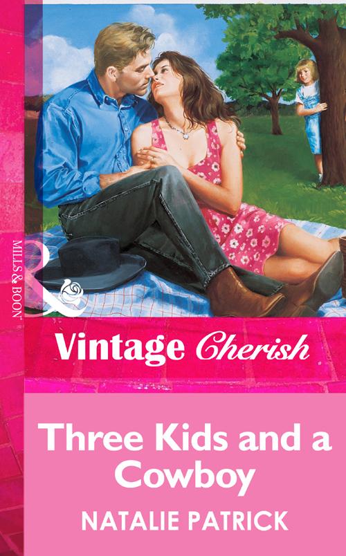 Natalie Patrick Three Kids And A Cowboy кроссовки happy family happy family ha016amajnq2