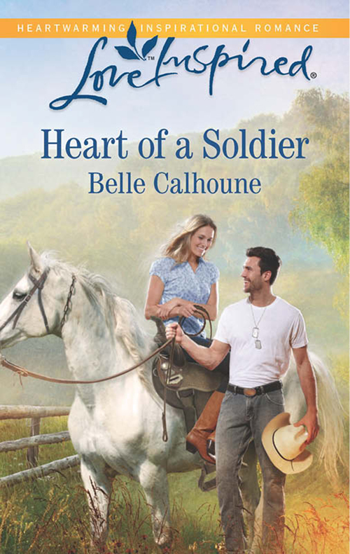 Belle Calhoune Heart of a Soldier jillian hart a soldier for christmas