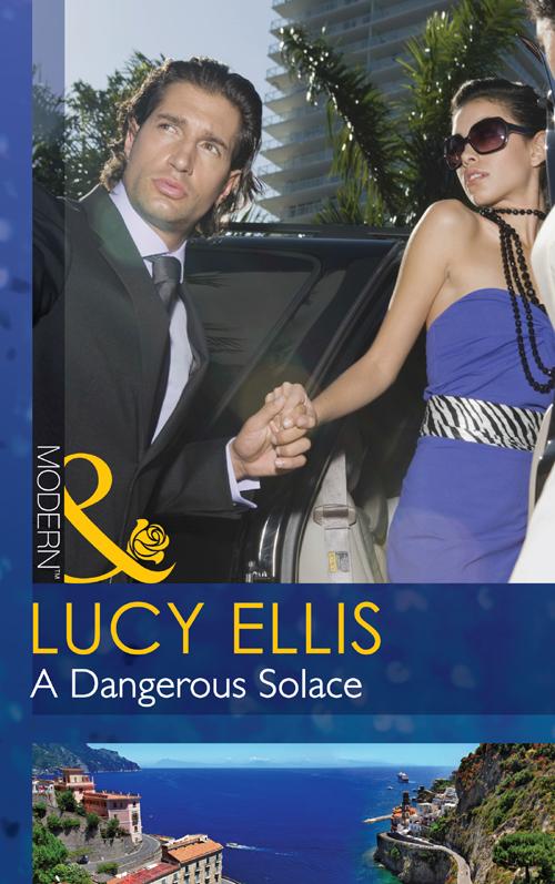 Lucy Ellis A Dangerous Solace buttoned