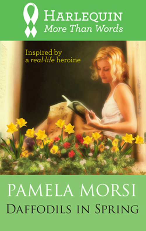 Pamela Morsi Daffodils in Spring do less get more