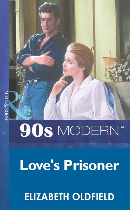 Elizabeth Oldfield Love's Prisoner hostage taker
