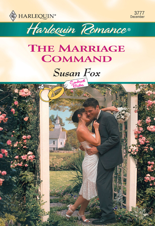 Susan Fox The Marriage Command susan fox the marriage command
