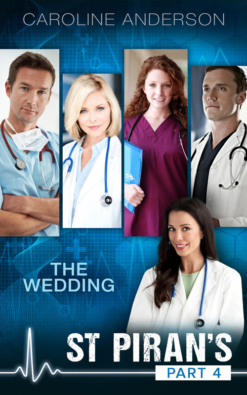 Caroline Anderson The Wedding kate bridges the midwife s secret