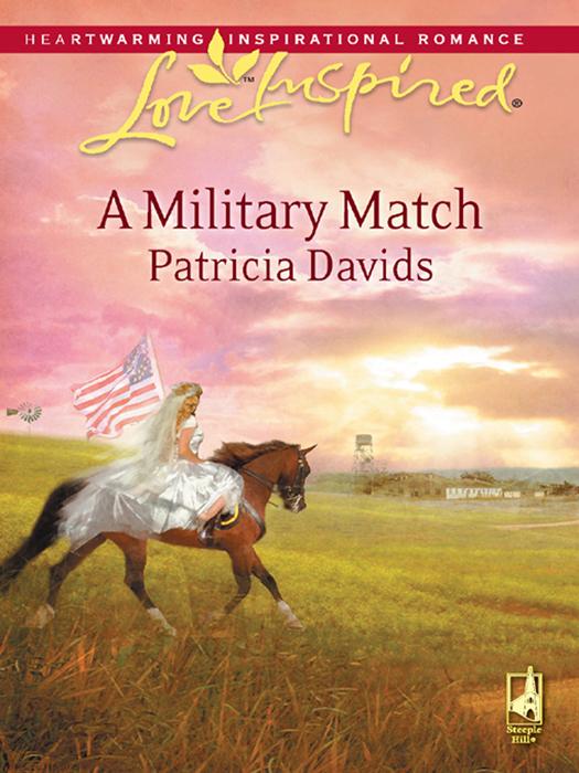 лучшая цена Patricia Davids A Military Match
