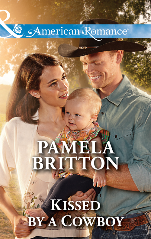 Pamela Britton Kissed by a Cowboy pamela britton a cowboy s christmas wedding