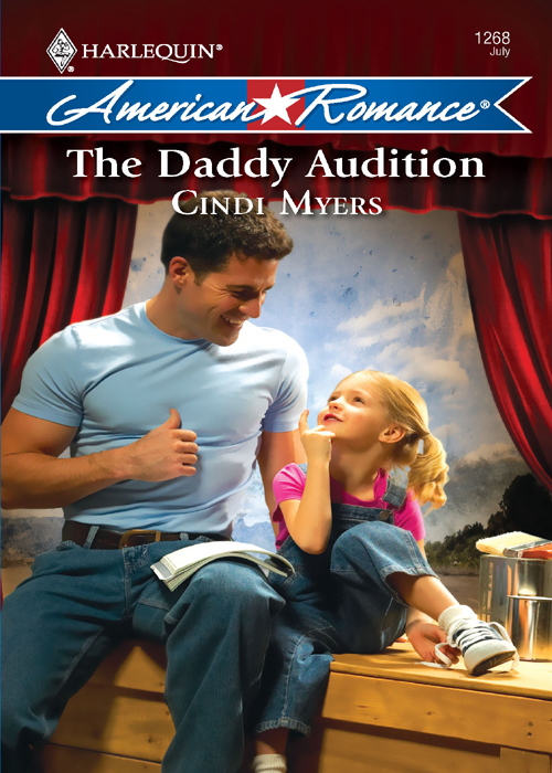 Cindi Myers The Daddy Audition audition