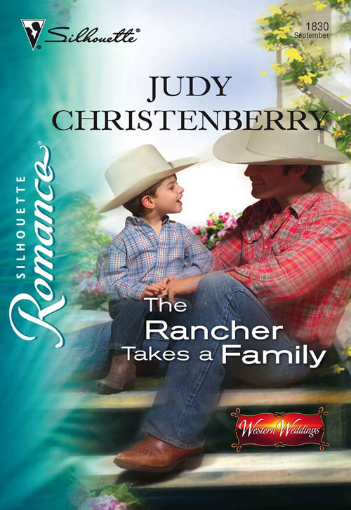 Judy Christenberry The Rancher Takes A Family judy christenberry a texas family reunion