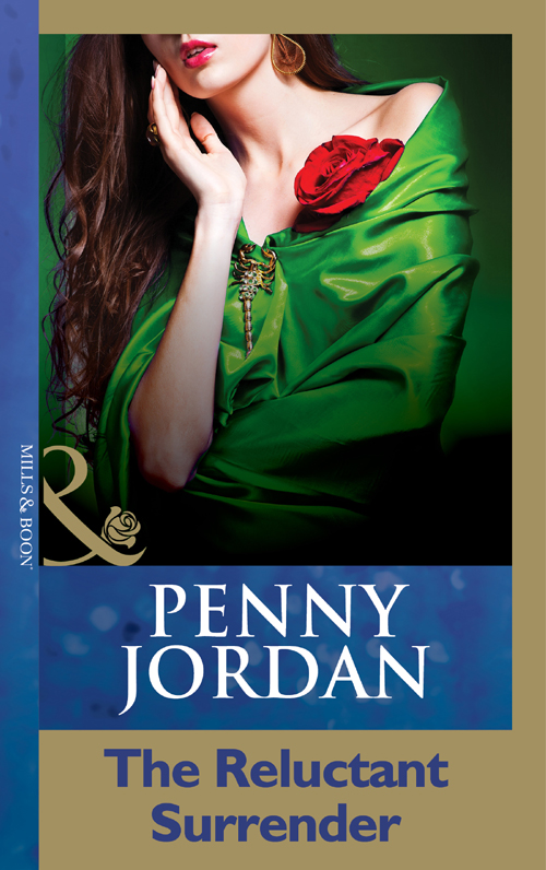 PENNY JORDAN The Reluctant Surrender penny jordan island of the dawn