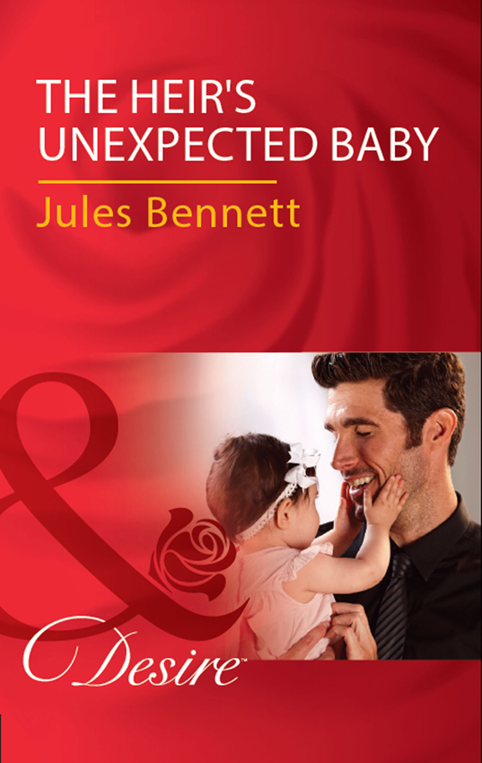 Jules Bennett The Heir's Unexpected Baby till the butchers cut him down