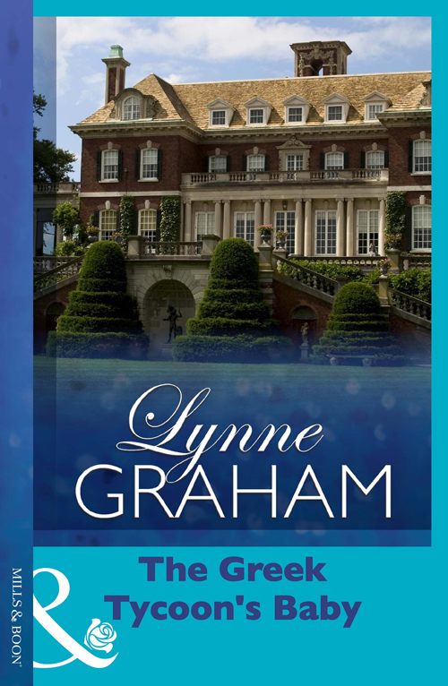 LYNNE GRAHAM The Greek Tycoon's Baby lynne graham bittersweet passion