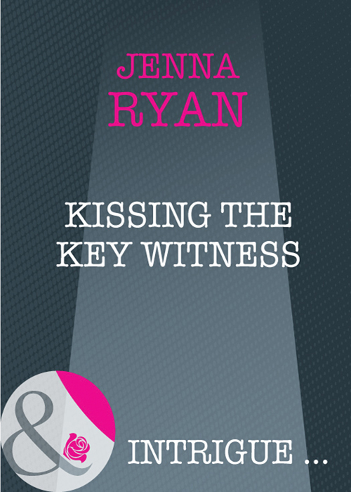 Jenna Ryan Kissing the Key Witness