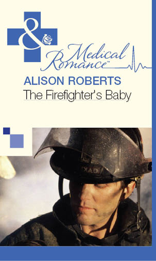 Alison Roberts The Firefighter's Baby alison roberts the firefighter s baby