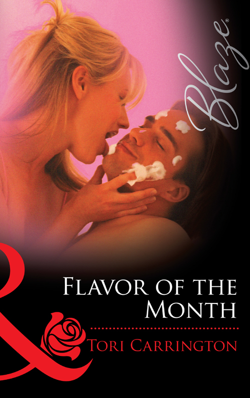 Tori Carrington Flavor of the Month trish wylie o reilly s bride