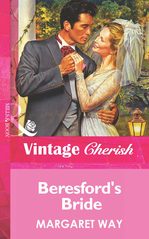 Margaret Way Beresford's Bride недорого