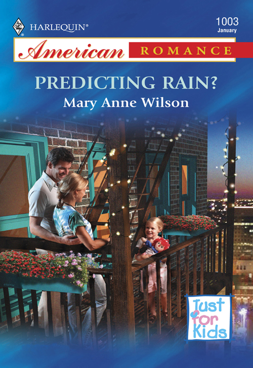 Mary Wilson Anne Predicting Rain?
