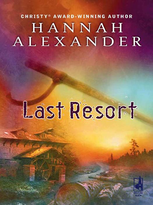 Hannah Alexander Last Resort inglath cooper a woman with secrets