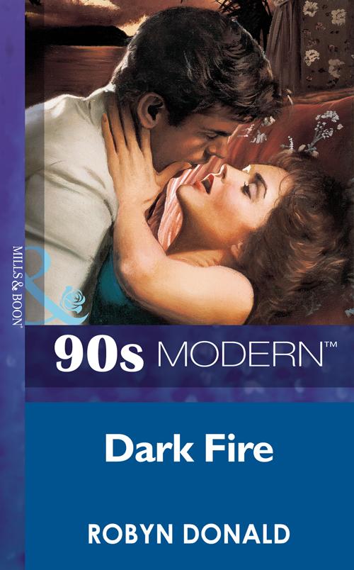 Robyn Donald Dark Fire jansen