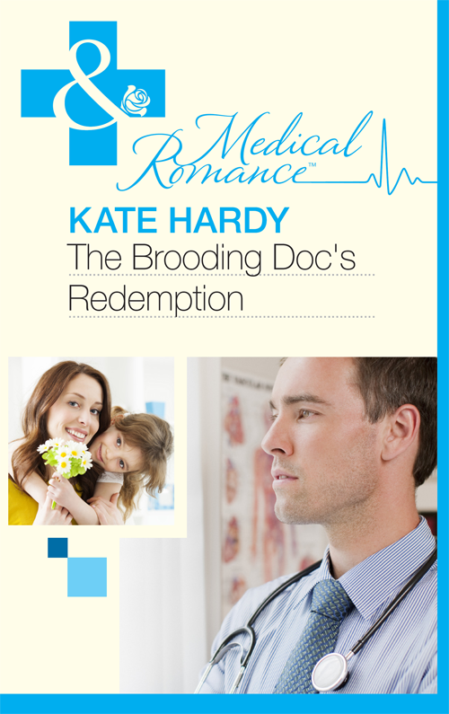Kate Hardy The Brooding Doc's Redemption