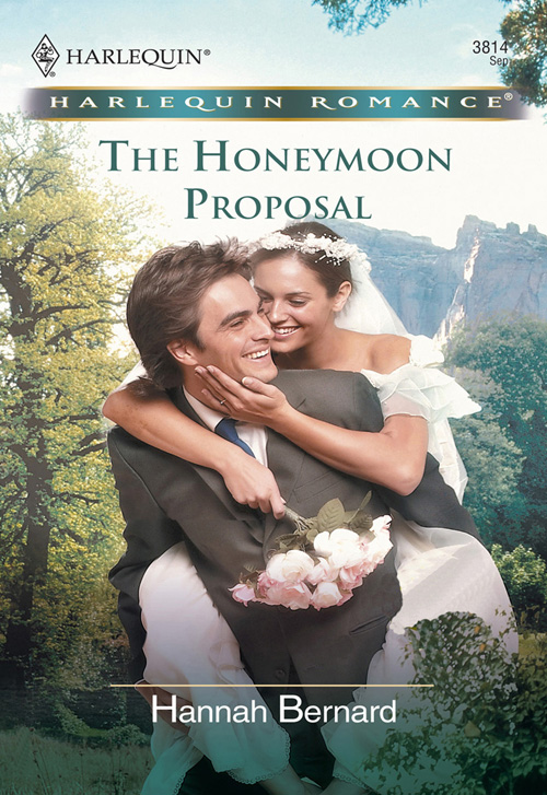 Hannah Bernard The Honeymoon Proposal anne weale a spanish honeymoon