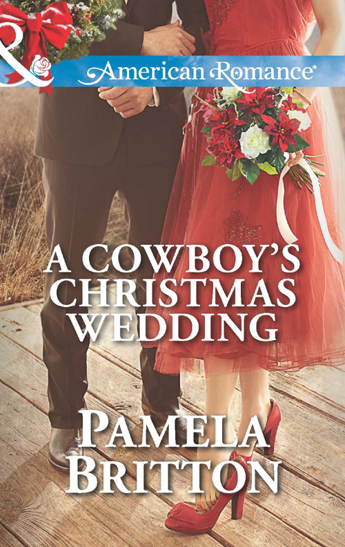 Pamela Britton A Cowboy's Christmas Wedding pamela britton a cowboy s christmas wedding