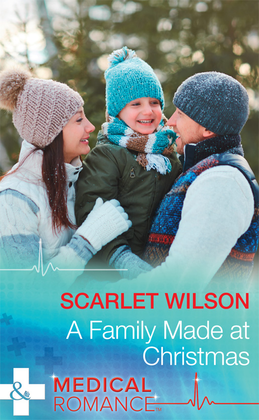 Scarlet Wilson A Family Made At Christmas стоимость