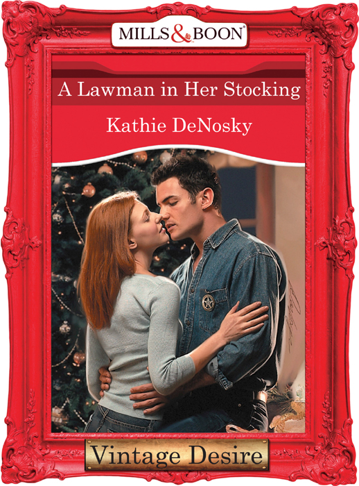 Kathie DeNosky A Lawman in Her Stocking matchmaking the nerd