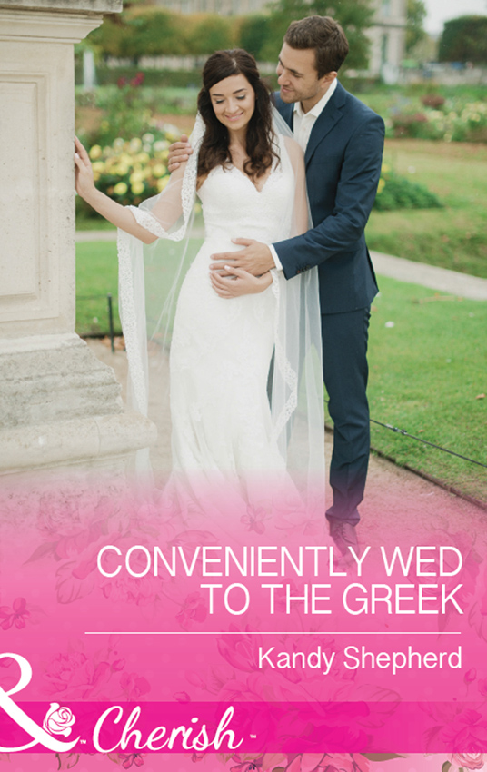 Kandy Shepherd Conveniently Wed To The Greek цена