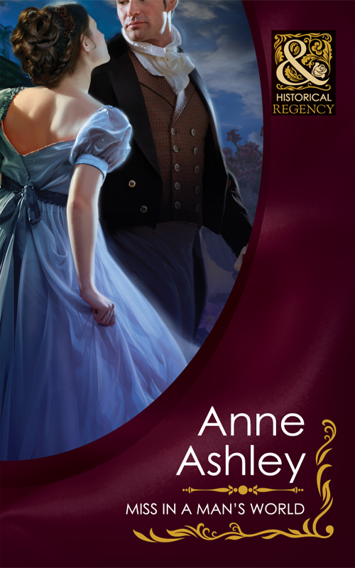 ANNE ASHLEY Miss In A Man's World cover her face
