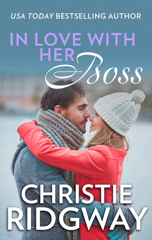In Love With Her Boss ( Christie  Ridgway  )