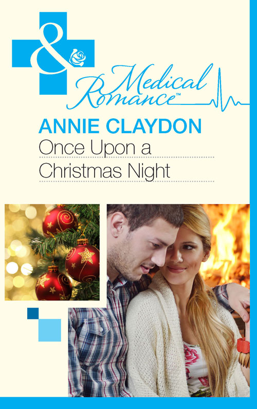Annie Claydon Once Upon A Christmas Night... annie claydon saving baby amy