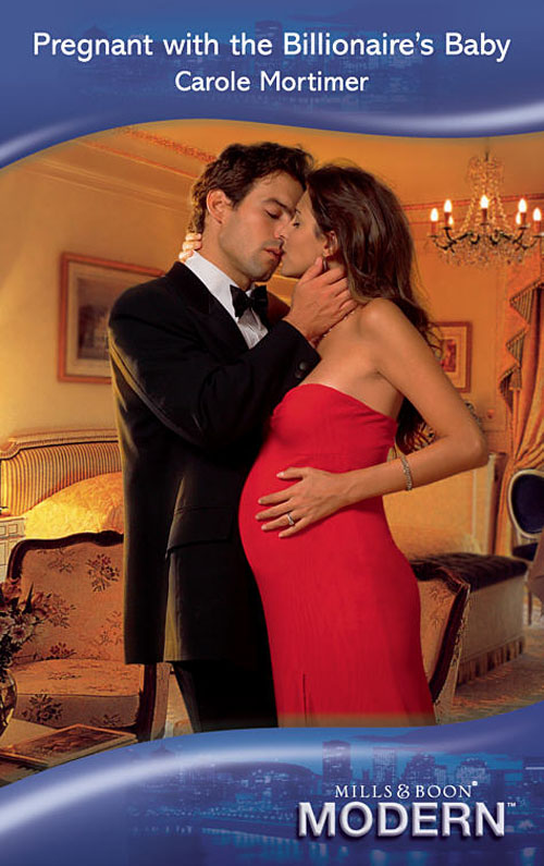 Carole Mortimer Pregnant with the Billionaire's Baby carole mortimer the millionaire s contract bride