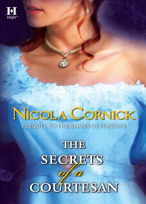 Nicola Cornick The Secrets of a Courtesan nicola cornick scandals of an innocent