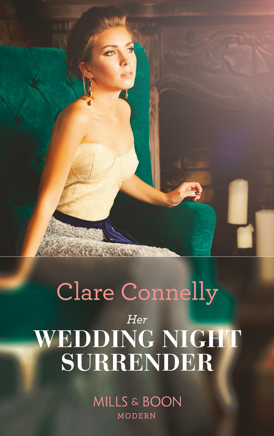 Clare Connelly Her Wedding Night Surrender контейнер для хранения idea цвет оранжевый прозрачный 7 л