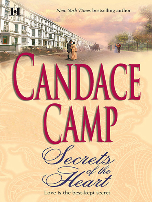 Candace Camp Secrets of the Heart rachel lee protector of one