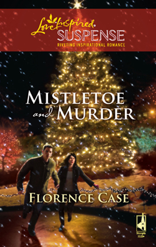 Florence Case Mistletoe And Murder murder being once done