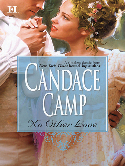 Candace Camp No Other Love the dark earl