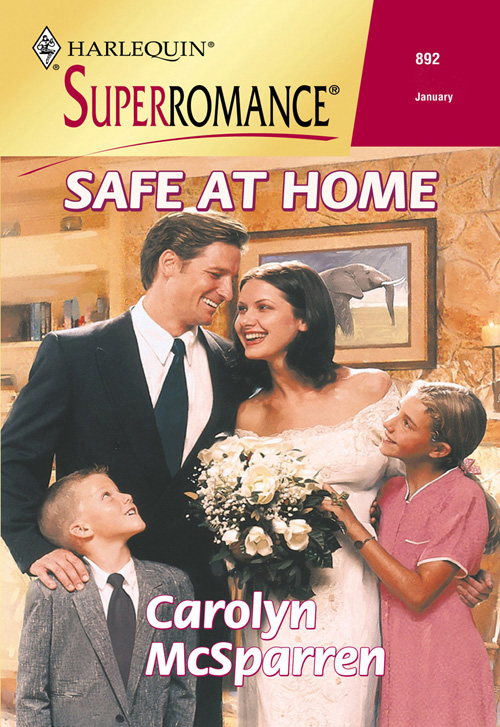 Carolyn McSparren Safe At Home