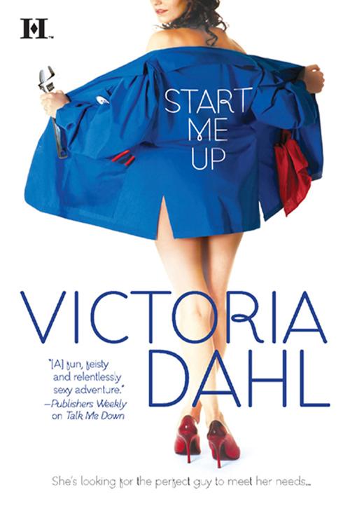 Victoria Dahl Start Me Up more of me
