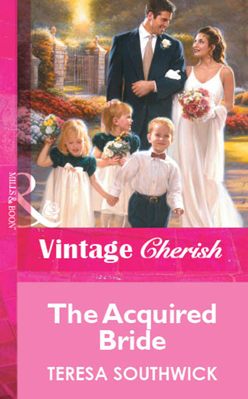 Teresa Southwick The Acquired Bride insiders