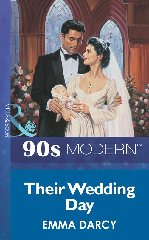 Emma Darcy Their Wedding Day gillian plowman philip and rowena a play