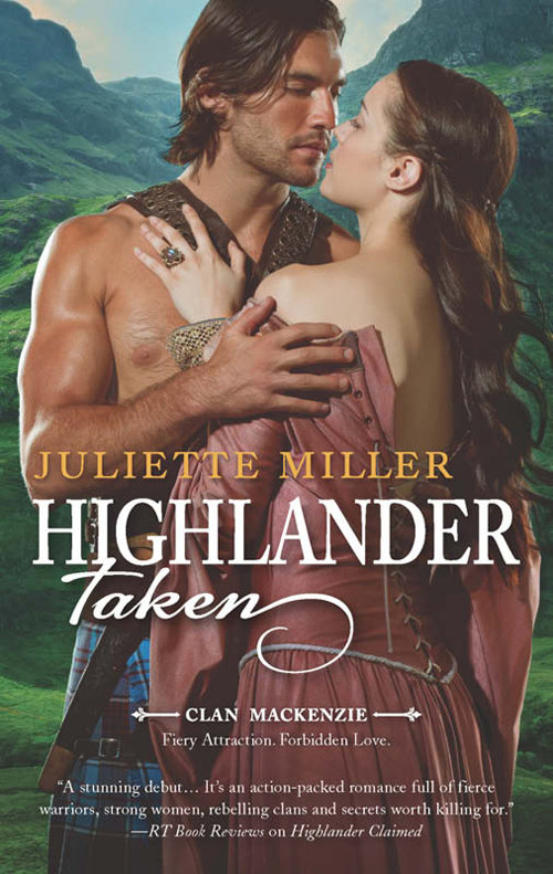 Juliette Miller Highlander Taken juliette
