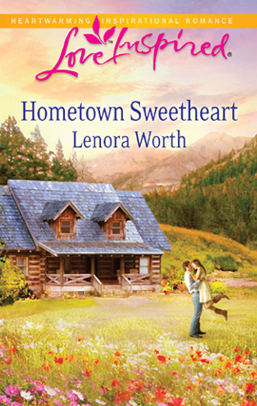 Lenora Worth Hometown Sweetheart simon gandolfi old man on a bike